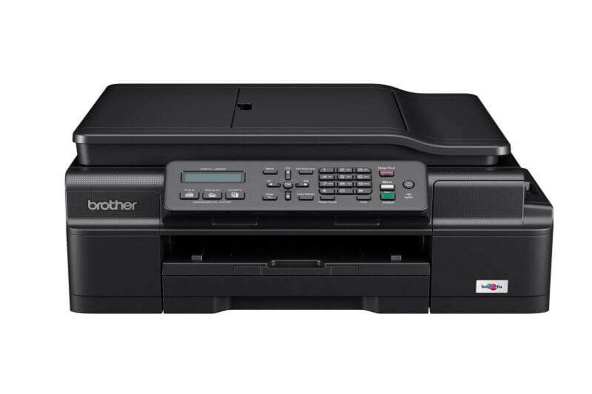 Impressora Multifuncional Brother MFC J 200