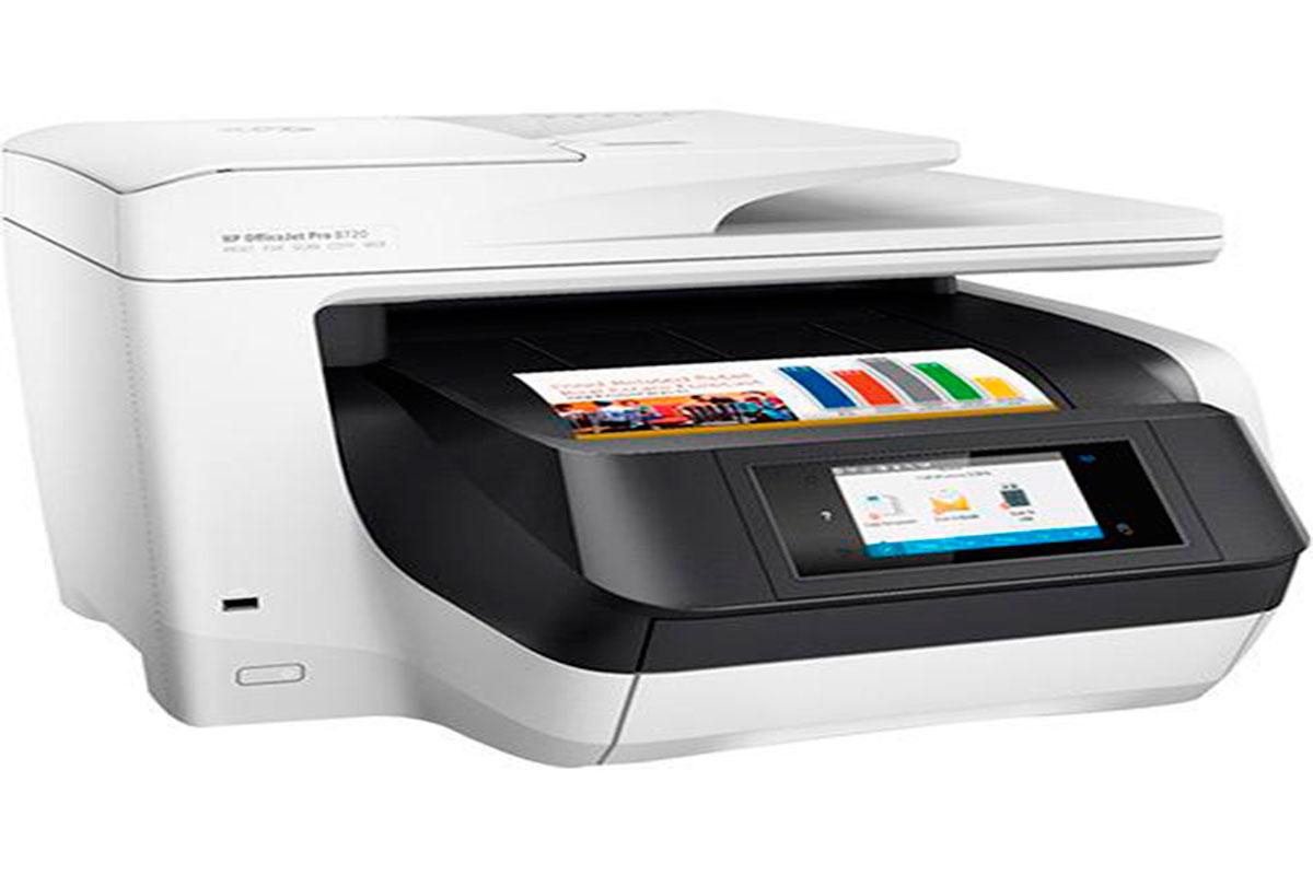 Impressora HP Multifuncional Officejet 8720