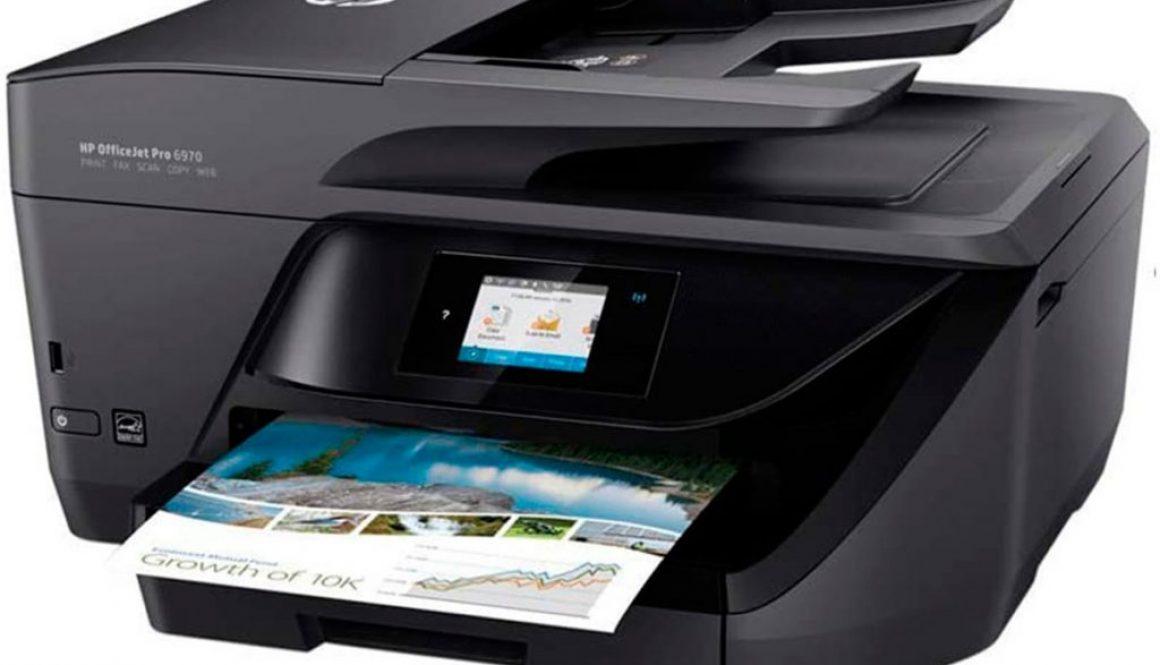 Impressora HP Multifuncional Officejet Pro 6970 All in One em BH