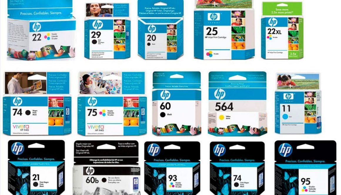 Cartuchos para Impressoras HP em BH